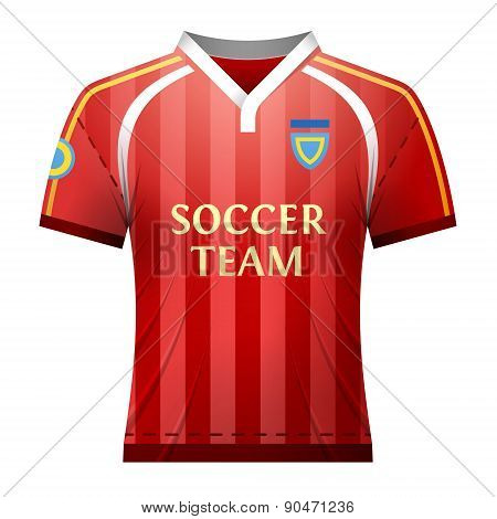 Soccer Shirt For Player