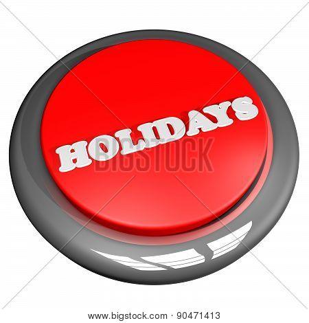 Holidays Button