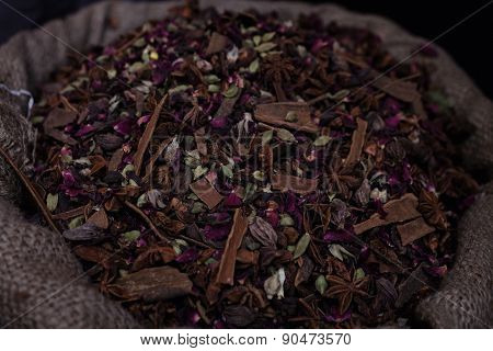 Indian Blend Of Dry Spices Masala