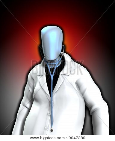 Faceless Doctor