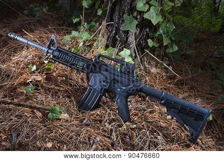 Modern Ar Rifle