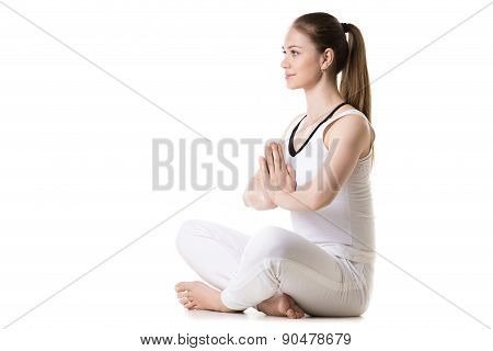 Yoga Easy Pose