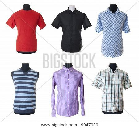 Male Clothes Collection