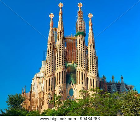 Roman Catholic church in Barcelona
