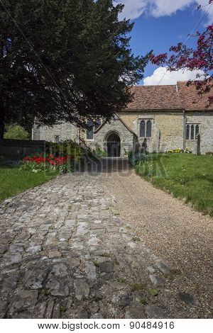 Detling Church, Kent, UK