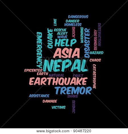 Nepal Earthquake Tremore