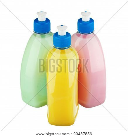 Dishwashing Bottles