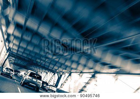 Oakland Bay Bridge Traffic