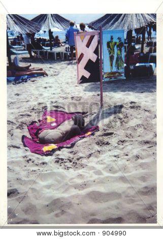 Sand Sculpture France