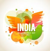 picture of indian independence day  - Independence and Republic Day of India - JPG
