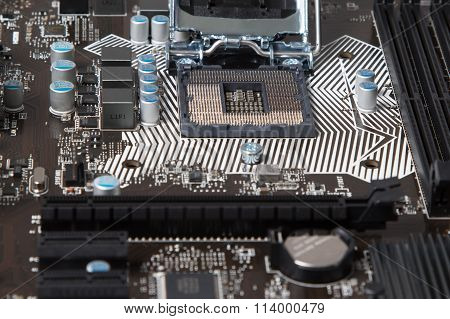 Part Of The Motherboard