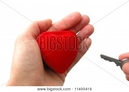 Fitting A Key To Heart