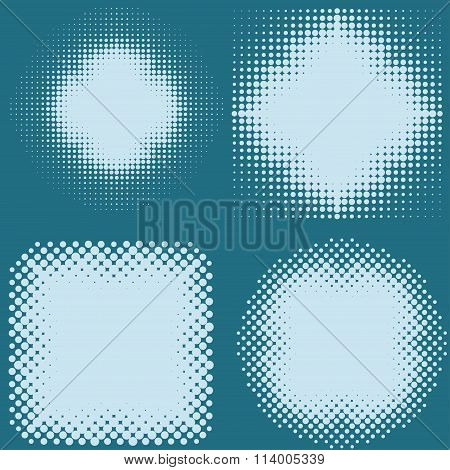 dot halftone screen