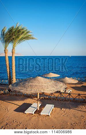 Sharm El Sheikh, Egypt, 17 December 2014: Coral Beach Resort Tiran 4