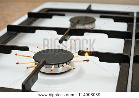 Gas Stove Is No Gas, Gas Shortage Problem