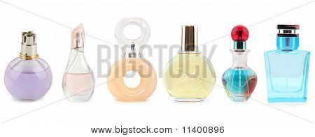 Collection Of Perfumes