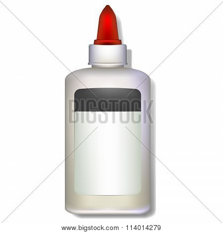 Container Of Glue