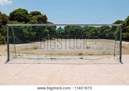 Empty Goalpost