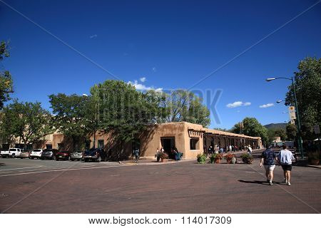 Santa Fe - Palace Of The Governors
