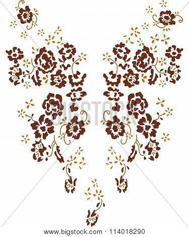 Neckline Illustration Vector Design Fashion
