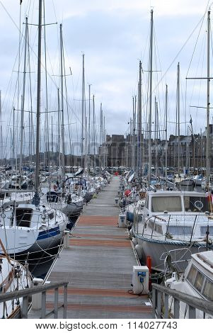 Saint Malo Pierce In France