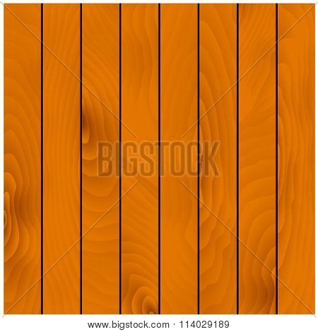 Wooden background with hardwood planks