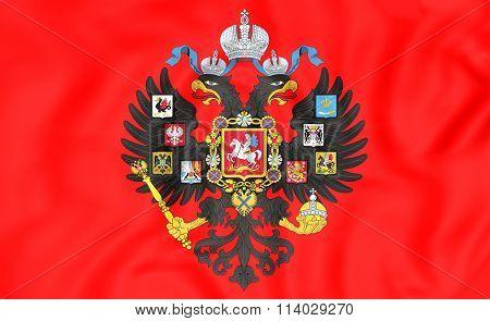 Emperor Of Russia Naval Standard (1858-1917)