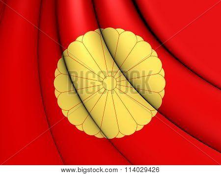 Flag Of Japanese Emperor