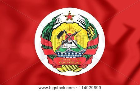 Presidential Standard Of Mozambique