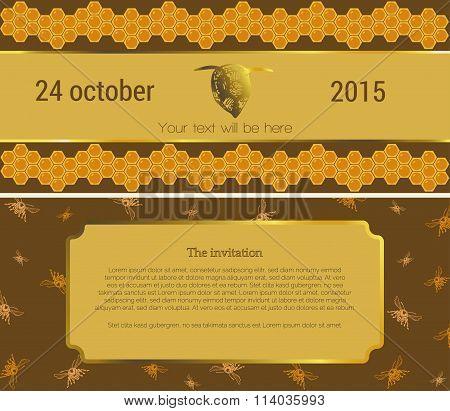 The invitation 11