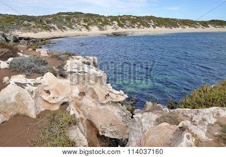 Limestone Coast: Point Peron, Australia