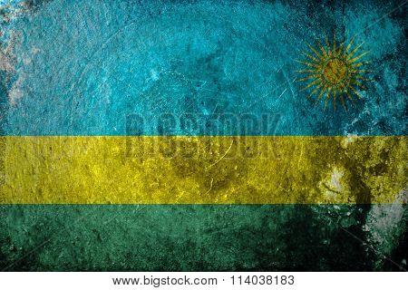 Rwanda Grunge