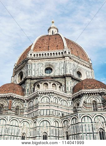 Beautiful Florence Cathedral Santa Maria Del Fiore, Italy, Cultural Heritage