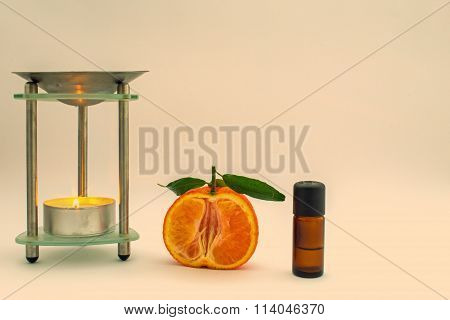 Aromatherapy Clementine oil