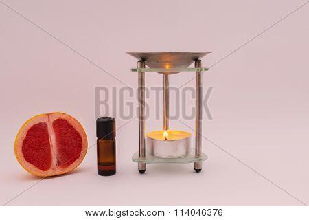 Aromatherapy Grapefruit Oil