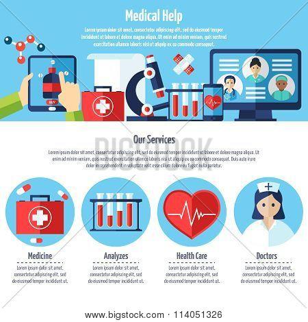 Medical Web Site