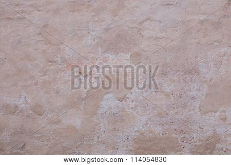 Old Light Wall From Stone