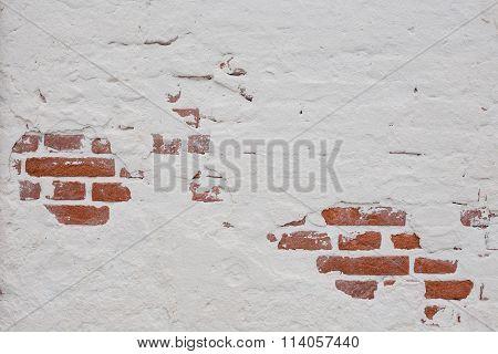 Light Textured Street Wall