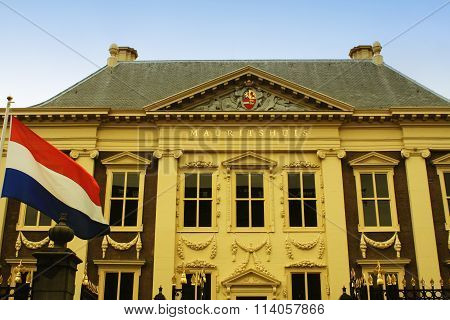Mauritshuis In Den Haag, Netherlands