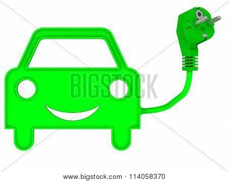 Electric Vehicles. Concept