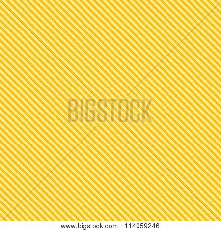 Seamless Yellow Stripe Background
