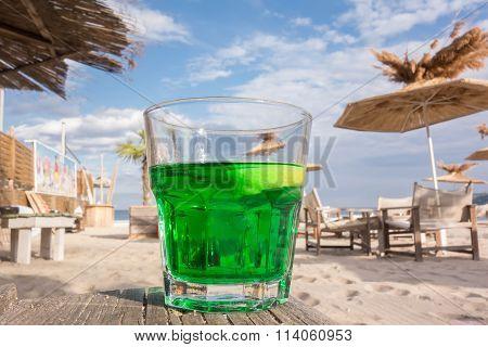 Coctail On The Beach