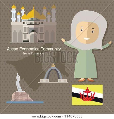 Asean Economics Community AEC Brunei
