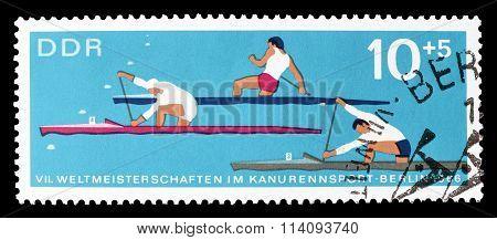 German Democratic Republic 1966