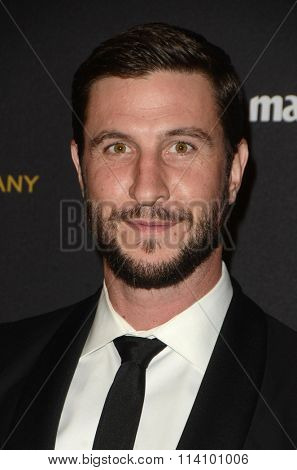 LOS ANGELES - JAN 10:  Pablo Schreiber at the Weinstein Company & Netflix 2016 Golden Globe After Party at the Beverly Hilton on January 10, 2016 in Beverly Hills, CA