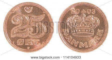 Danish Ore Coin
