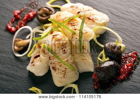 Chinese Stuffed Cabbage