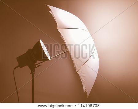 Light Umbrella Vintage