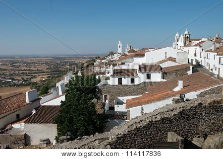 The medieval city of Monsaraz