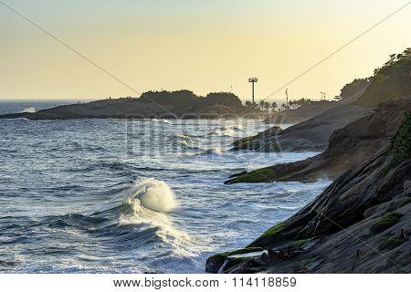 Devil's beach